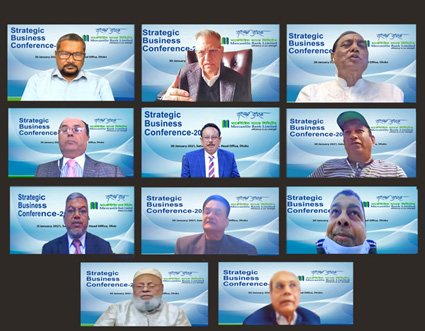 Mercantile Bank Limited Strategic Business Conference - 2021